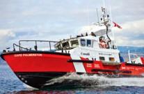 Canadian Coast Guard Rescue Boat